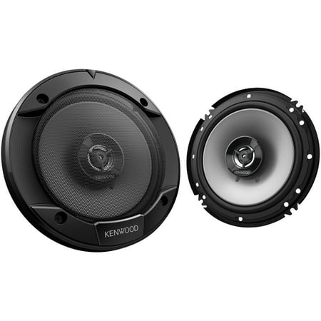 - Kenwood KFC-1666S Sport Series Coaxial Speakers (6.5