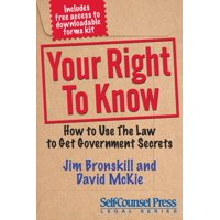 Your Right To Know - eBook