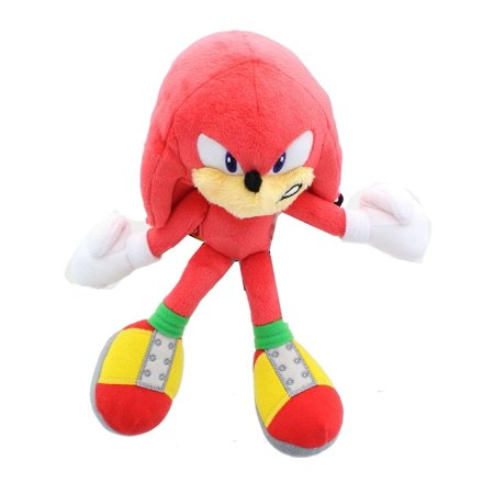 Sonic The Hedgehog 8-Inch Plush - Knuckles (Girl Hedgehog From Sonic)