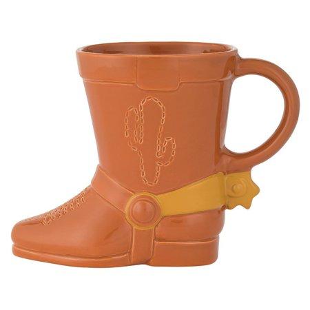 Toy Story Buttercup (Vandor Disney Disney Toy Story Woody Boot 20 oz. Sculpted Ceramic Mug New)
