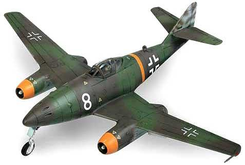 Forces of Valor s of Valor 1:72 Enthusiast Series Planes German Messerschmitt Me262 [Germany 1944] by