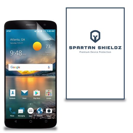 6X - Spartan Shield Premium HD Screen Protector For ZTE Blade Spark Z971 - 6X for $<!---->