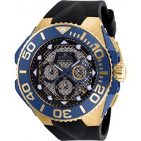 Invicta 23960 Coalition Forces Chronograph Black Dial Mens Watch