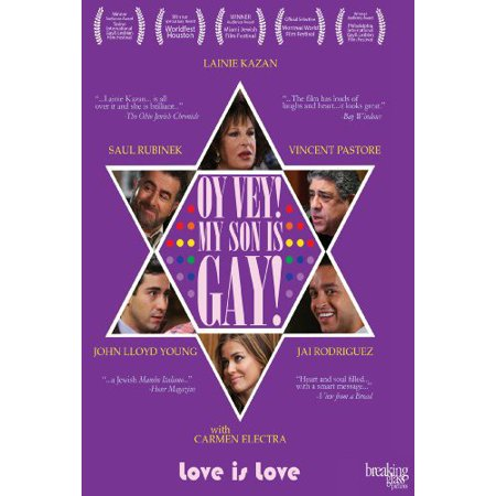 Oy Vey! My Son Is Gay! (DVD)