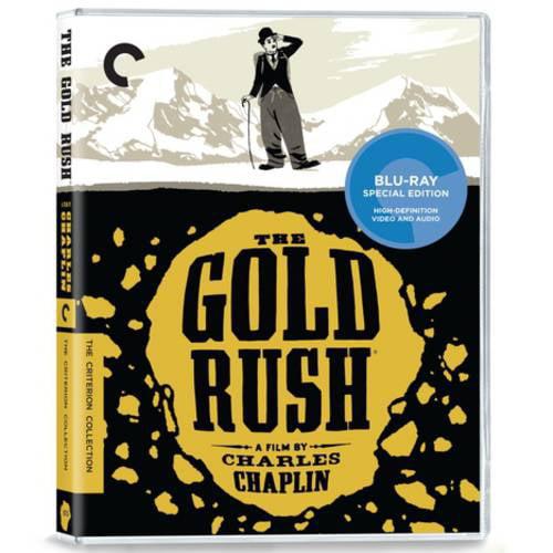 The Gold Rush (Blur-ay) (Full Frame)