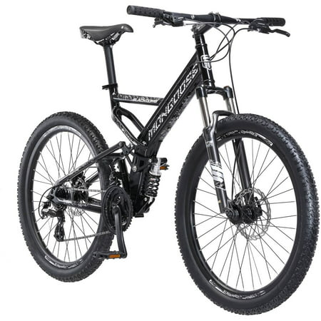 Mongoose Blackcomb Men's Mountain Bike, 26