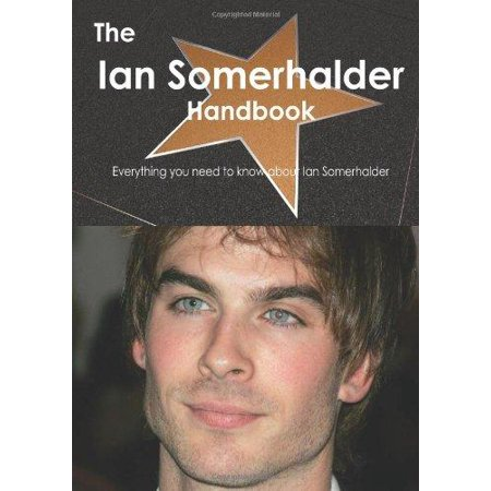 Ian Somerhalder Halloween (The Ian Somerhalder Handbook - Everything You Need to Know about Ian)