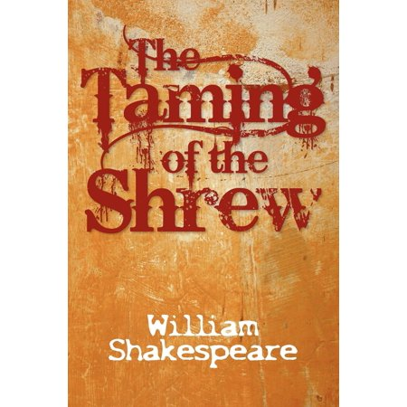 The Taming of the Shrew (Paperback) (Bianca In The Taming Of The Shrew)