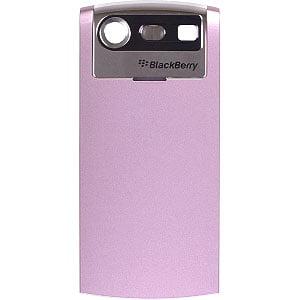 Blackberry Standard Replacement Battery Door, Rear Back Battery Cover Door Case for BlackBerry 8110,BlackBerry 8120,BlackBerry 8130 - Pink