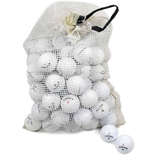 Nitro Recycled Balls, Bag of 60, Callaway
