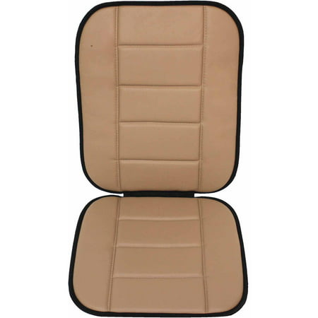 auto drive simulated leather full seat cushion. Black Bedroom Furniture Sets. Home Design Ideas