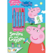 Smiles and Giggles Coloring Book (Peppa Peg)