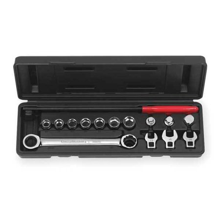 GEARWRENCH 3680D 15 Pc Ratcheting Serpentine Belt Tool Set