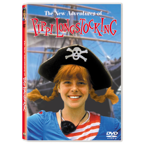 The New Adventures Of Pippi Longstocking (Full Frame)