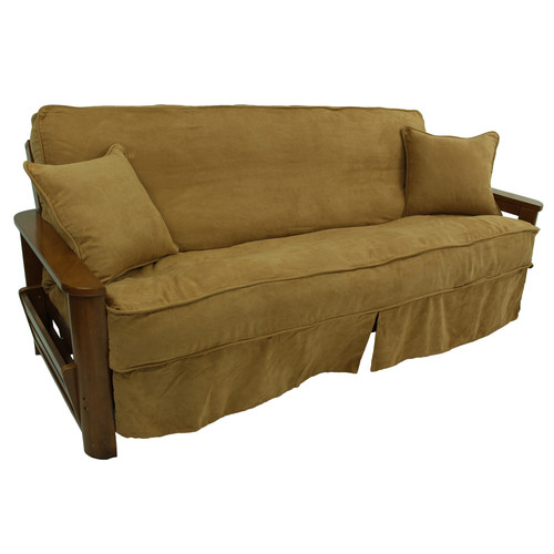 Blazing Needles Tapestry Picasso Box Cushion Futon Slipcover