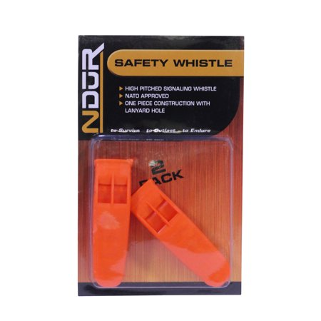 Proforce Equipment Safety Whistle, 2 Pack