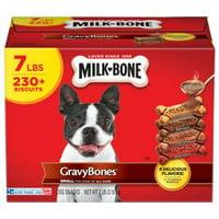 Milk-Bone Gravy Bones Dog Biscuits, Small, 7-Pound