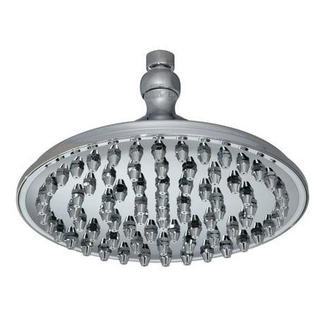 Symmetrix 1-Spray Rain Showerhead