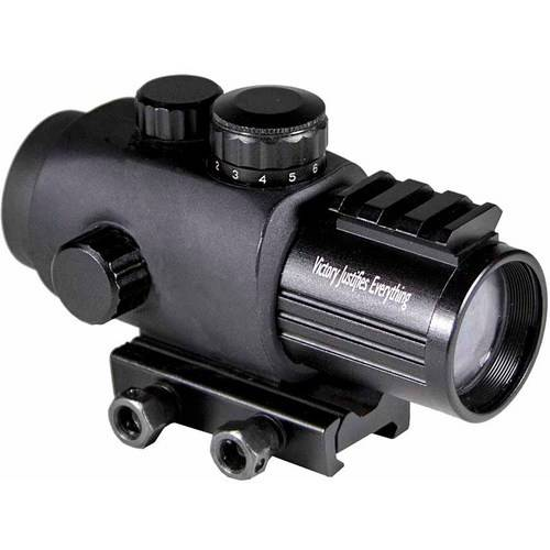 Firefield 3x30 Prismatic Combat Rifle  Scope with Lens Converter