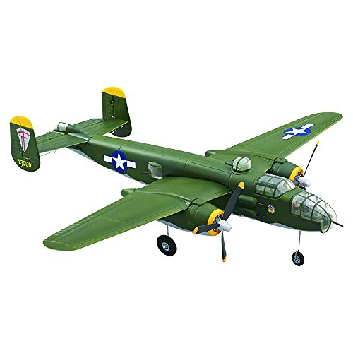 Flyzone WWII B-25 Mitchell Bomber Micro Ready To Fly radi...