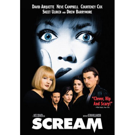 Scream (DVD) - Halloween Scream Store