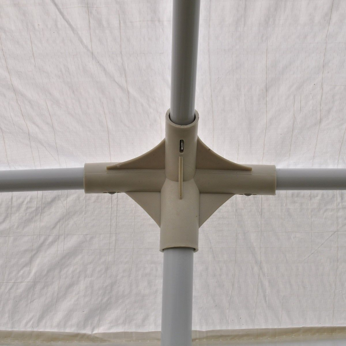 Gymax White Wedding Tent 10'x30'Outdoor Party Canopy Events - image 5 of 10