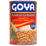 Goya Goya  White Beans in Sauce, 15 oz