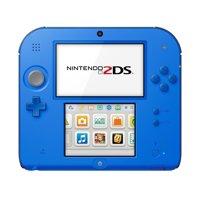 Nintendo 2DS Mario Kart 7 Bundle, Electric Blue