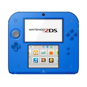 Nintendo 2DS Mario Kart 7 Bundle - Electric Blue, FTRSBCDH