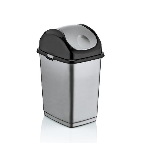 Superior Performance Superio 1.3 Gallon Swing Top Trash Can by Superior Performance
