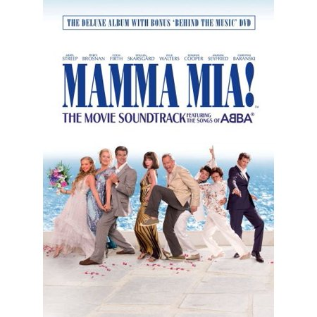 Various Artists - Mamma Mia! [2008 Deluxe Edition] [CD/Dvd]