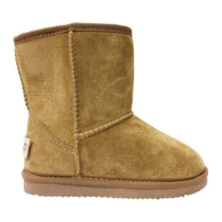 Girls Classic Boot - Furry Boots For Girls
