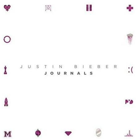 Justin Bieber - Journals - Vinyl