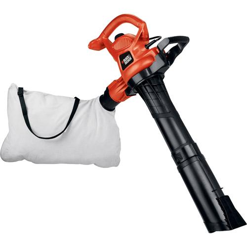 Black & Decker 12-amp Blower Vacuum