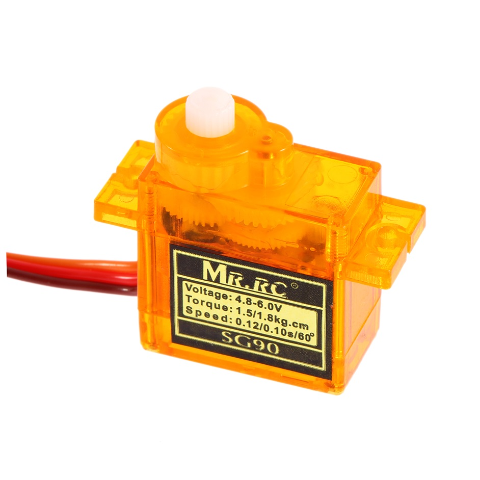 SG9 Mini Gear Micro 9g Servo For RC Helicopter Airplane Car Boat Trex 45 by