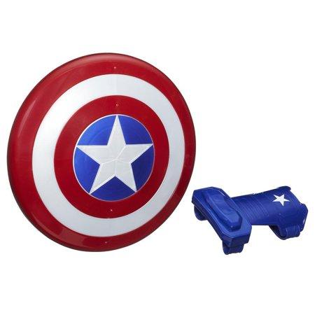 Marvel Captain America Magnetic Shield & Gauntlet (Captain America Shield For Kids)