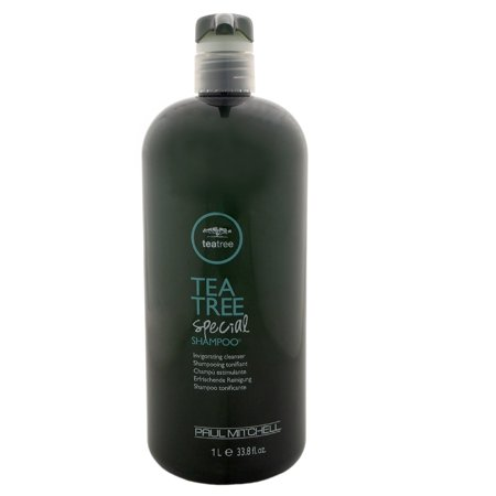 Paul Mitchell Tea Tree Special Shampoo, 33.8 Oz