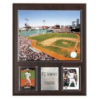 MLB 12 x 15 in. Fenway Park Stadium Plaque