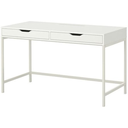Ikea Alex Computer Desk with Drawers White - Cheap Fancy Dress Ideas Make Your Own