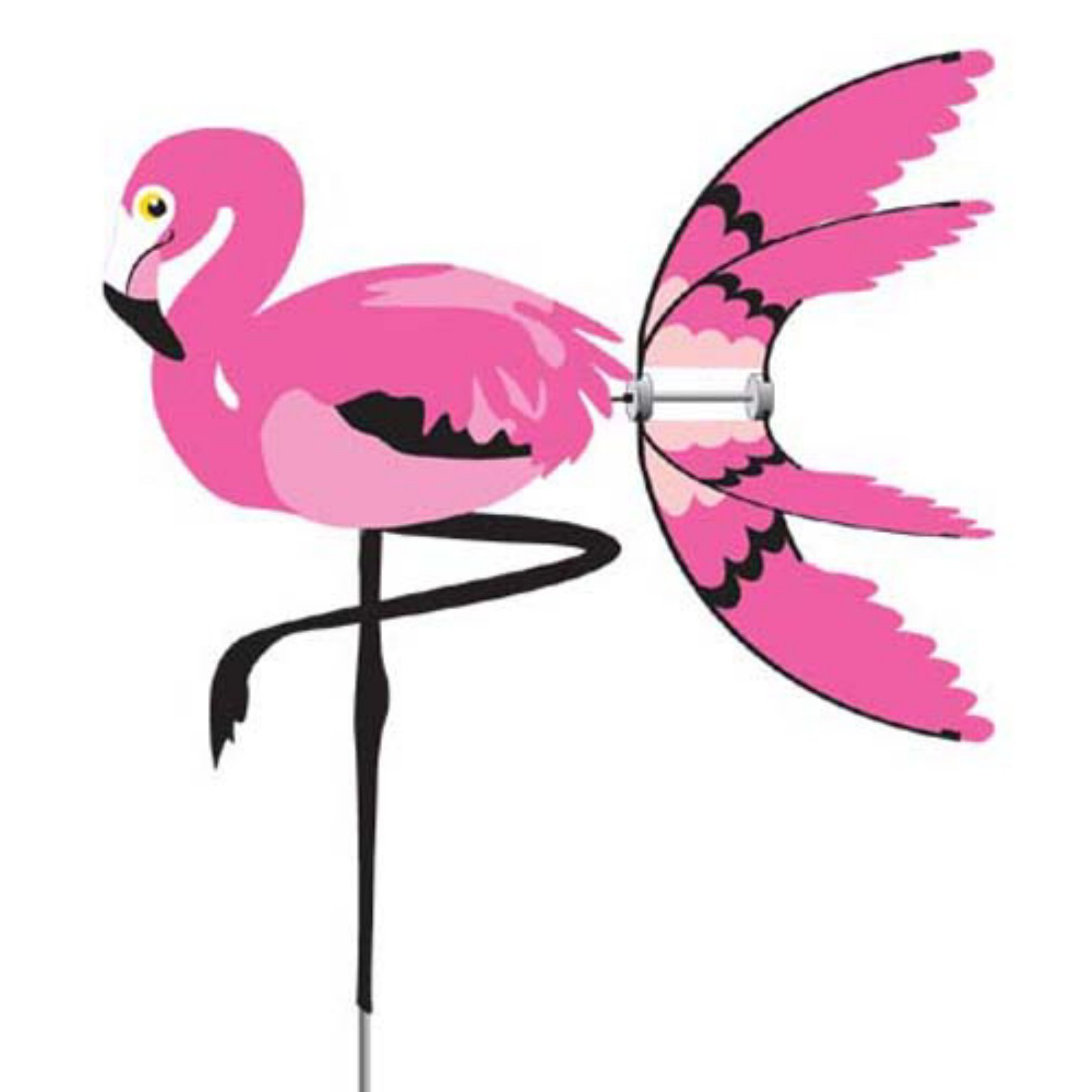Premier Designs Flamingo Garden Spinner