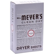Dryer Sheets: Mrs. Meyer's
