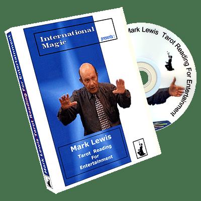 Mark Lewis Tarot Reading For Entertainment By International Magic   Dvd