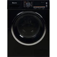 Ft Ventless Washer Dryer Combo In Black