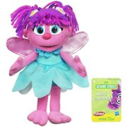 Sesame Street Ses Mini Plush Abby Cadabby