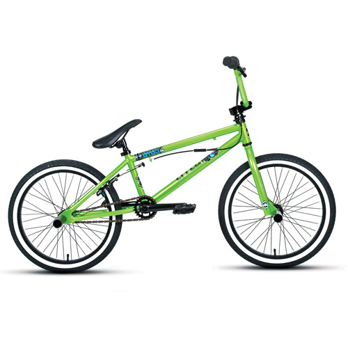 "20"" DK Effect  BMX Bike, Green"