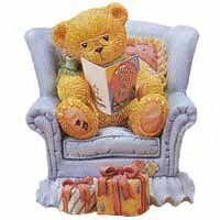 - Golden Years Birthday - Growing Better Each Year 302651 By Cherished Teddies