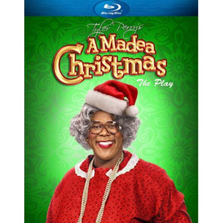 A Madea Christmas: The Play (Blu-ray) (Boo A Madea Halloween Trailer)