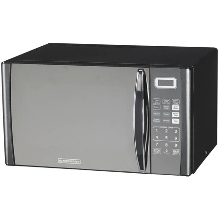 .9CF Microwave Stainless
