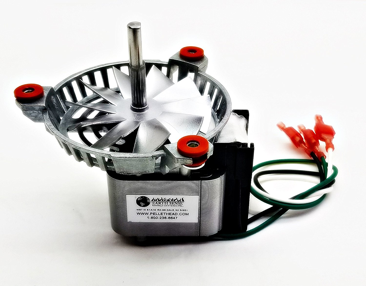 Harman Combustion Exhaust Fan Motor for Pellet Stoves #3-21-08639! by