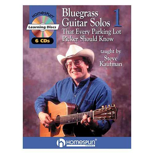 Bluegrass Guitar Solos That Every Parking Lot Picker Should Know